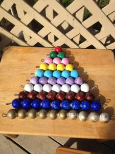 Upcycle golf ball math extension