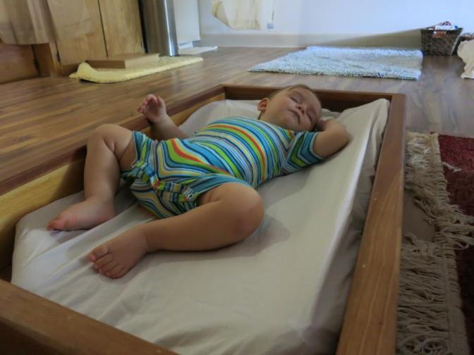 Preparing for Safe Sleep