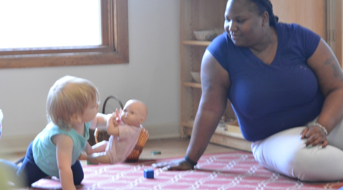 Introducing New Providers to Respectful Caregiving in a Daycare Setting:  Observation
