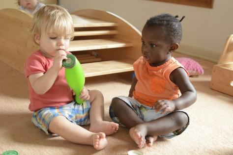 Peer Learning - Infant